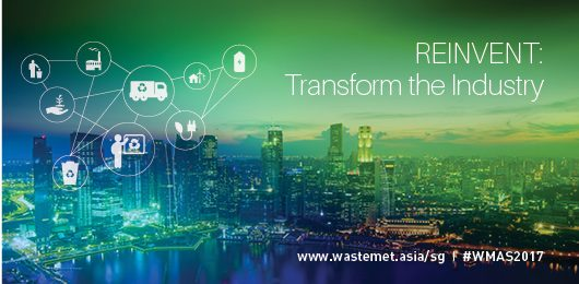 Skyfy Technology WasteMET Asia 2017