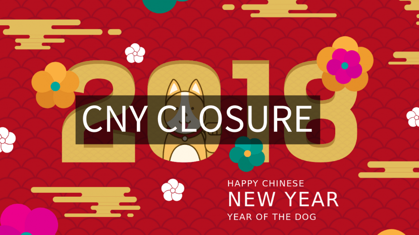 Skyfy CNY Closure
