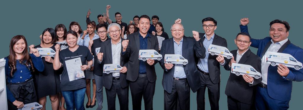 Skyfy Technology Employees